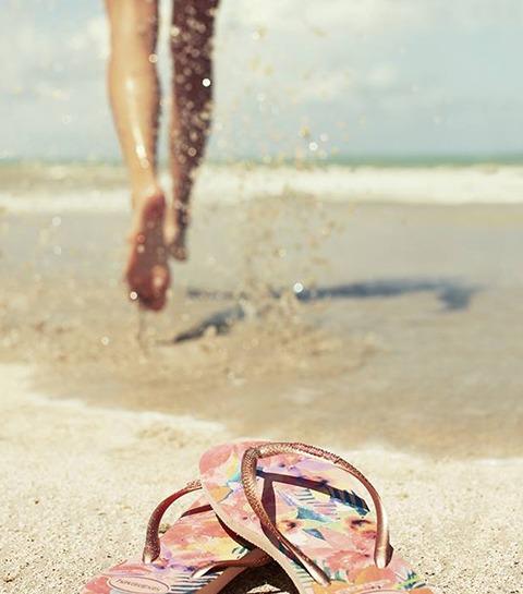Havaianas : la nouvelle collection pour avoir de jolis pieds cet été