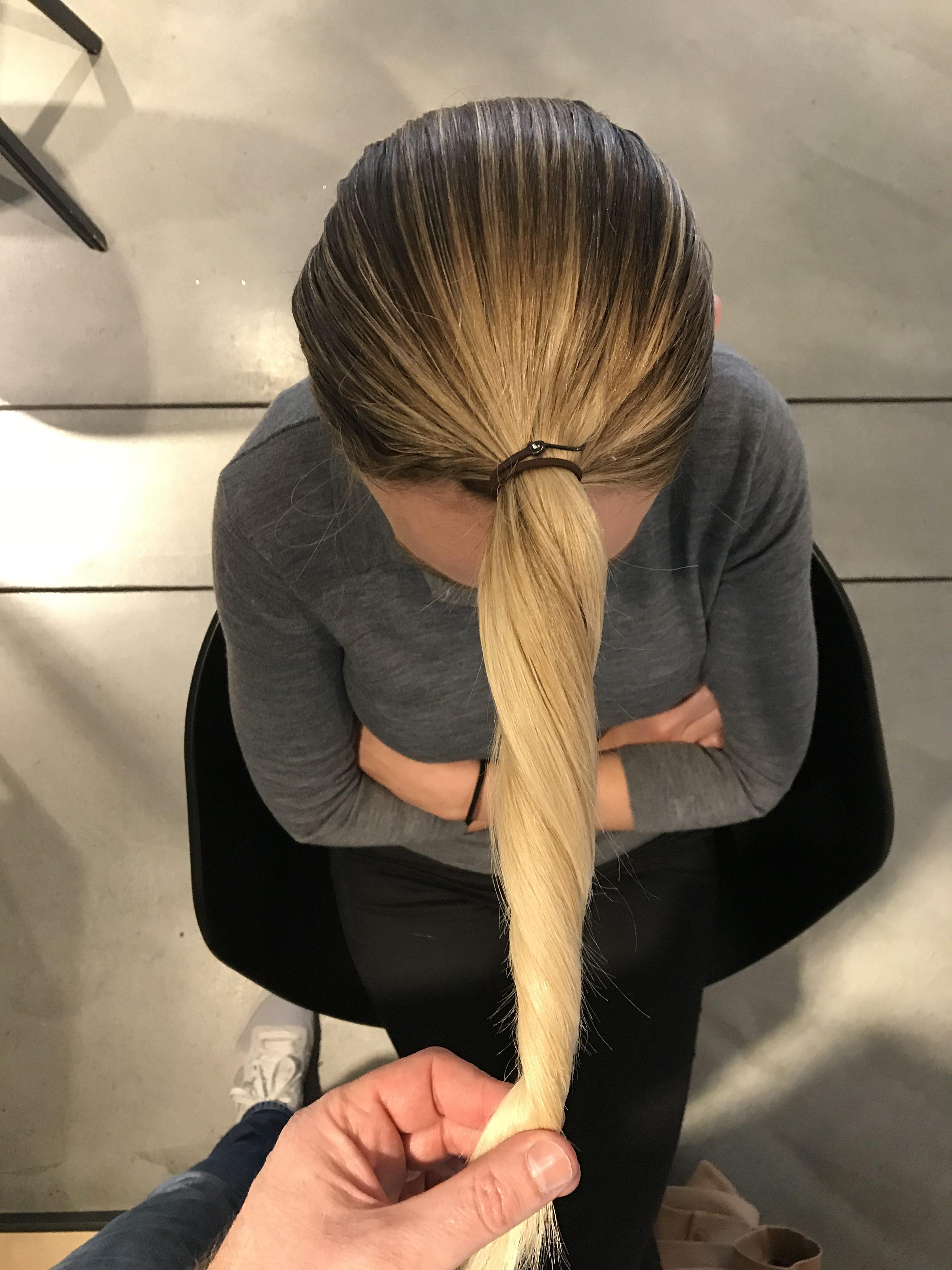 Notre tuto exclusif : la coiffure du défilé Mosaert - 6