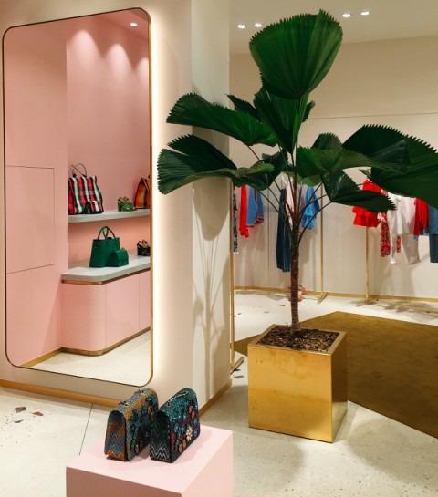 A quoi ressemble la nouvelle boutique Essentiel à Anvers ?