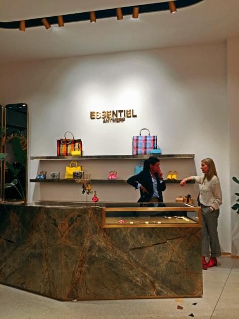 boutique Essentiel Anvers