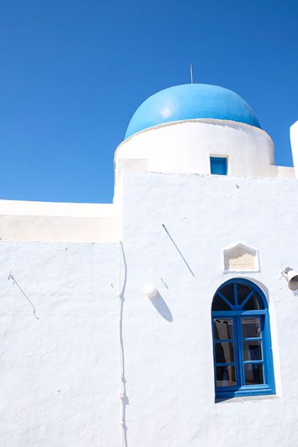 photo de l'église de Sifnos