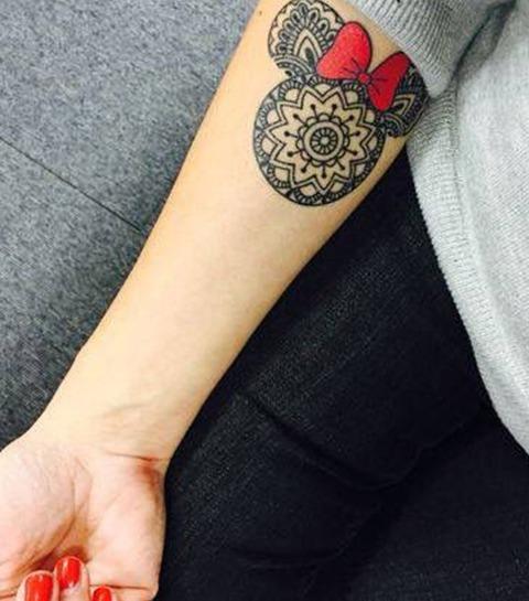 30 tatouages Disney pour les grands enfants