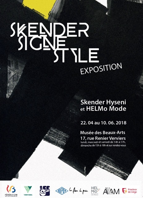 Skender signe Style : l'expo pleine de sens du week-end - 2