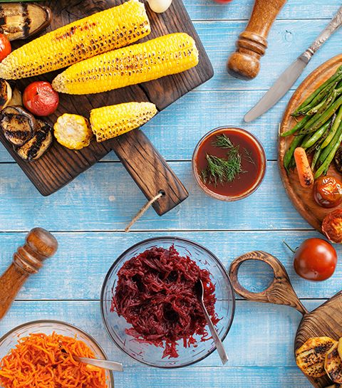 4 recettes pour un barbec' vegan délicieux