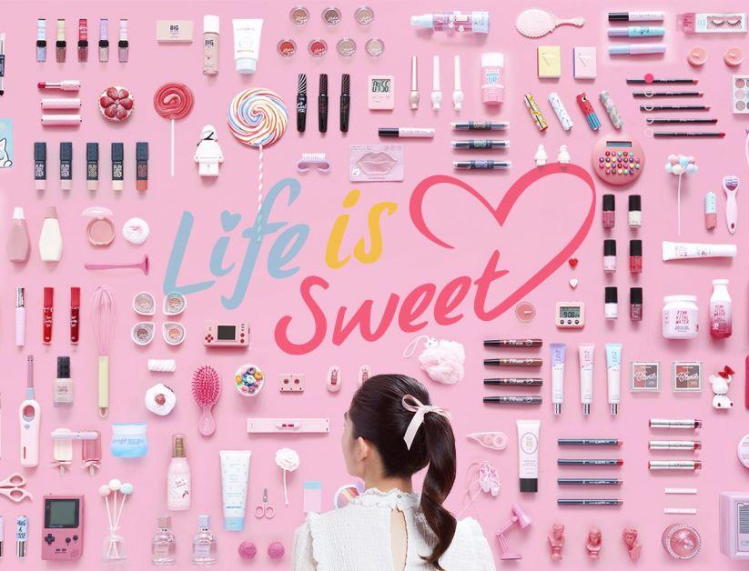 marque Etude House beauté cosmétiques coréens