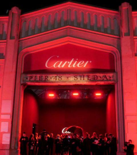 Cartier dévoile sa campagne «Santos de Cartier»