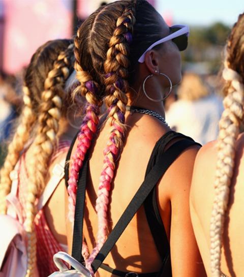 Coachella : 50 idées de coiffures totalement déjantées