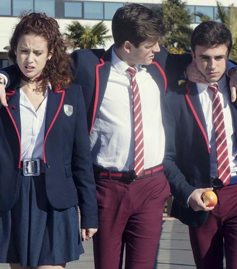 Elite: la nouvelle série Netflix pour les fans de Casa de Papel
