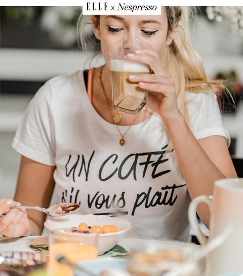 Une pause café avec Milkywaysblueyes