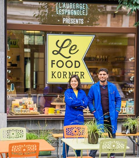 Le Food korner : la pop-up épicerie fine et quali pour les amoureux de bonne bouffe