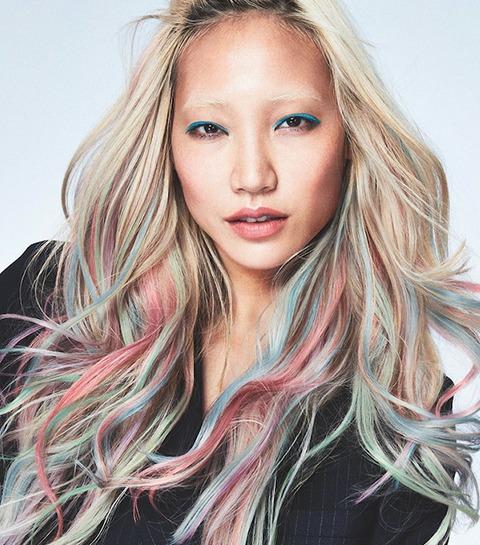 Hair Make-Up : la tendance pour des cheveux déjantés cet été