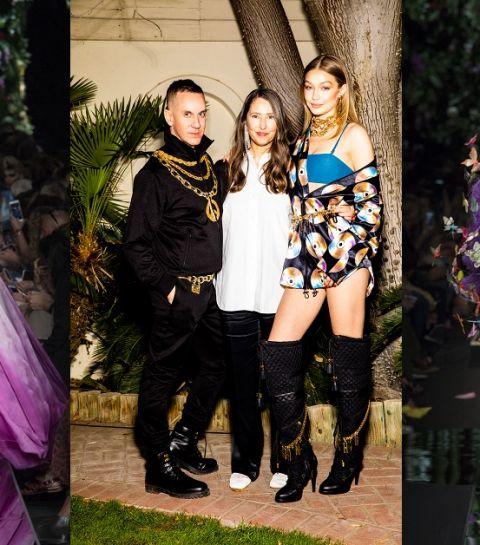 Moschino fera la prochaine collaboration H&M