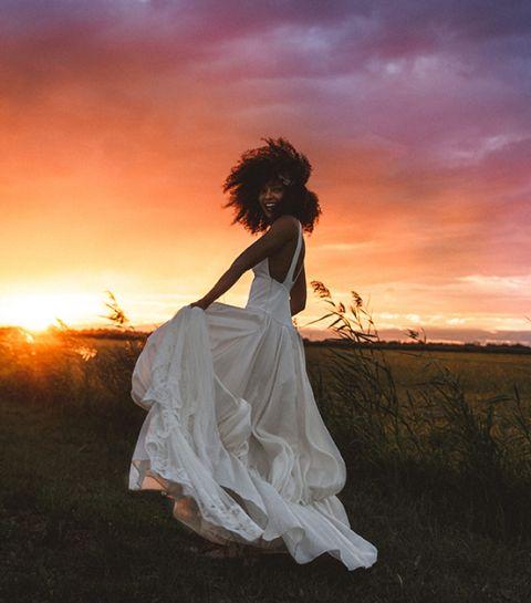 Mariage : 20 coiffures pour sublimer votre coupe afro