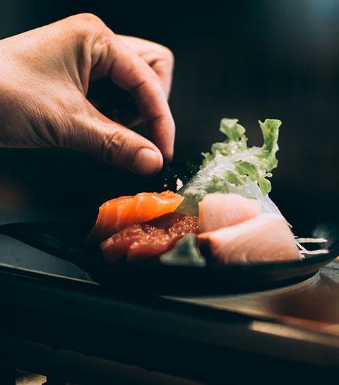 Rive Sushi à Huy: rendez-vous avec la cuisine japonaise