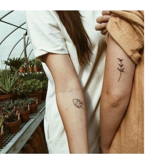 20 tattoos pour celles qui ont la nature dans la peau