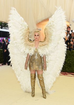 Heavenly Bodies: Fashion & The Catholic Imagination Costume Institute Gala – Arrivals