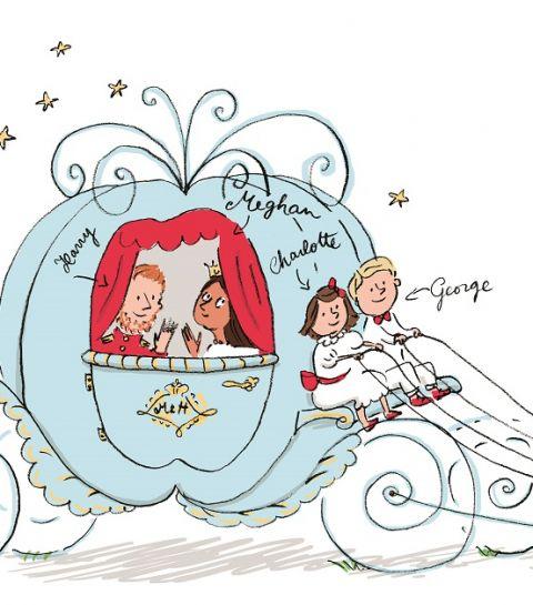 Harry & Meghan : le mariage princier comme si vous y étiez