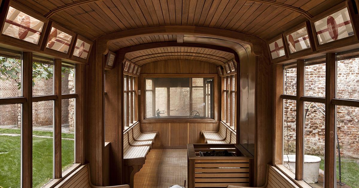 6 saunas insolites à tester en Europe (dont un en Belgique) - 7