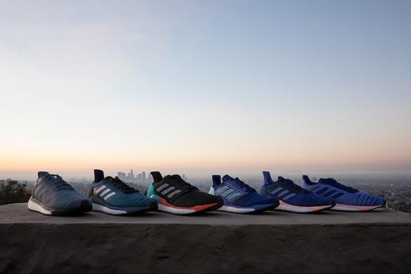 Adidas SOLARBOOST : courir avec le soleil au bout des pieds - 1
