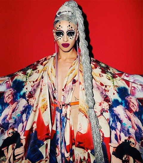 Qui sont les drag queens à suivre sur Instagram ?
