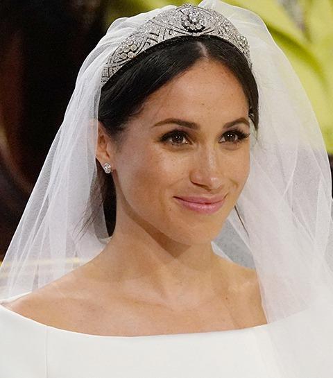 TUTO : comment recréer le maquillage de mariée de Meghan Markle ?