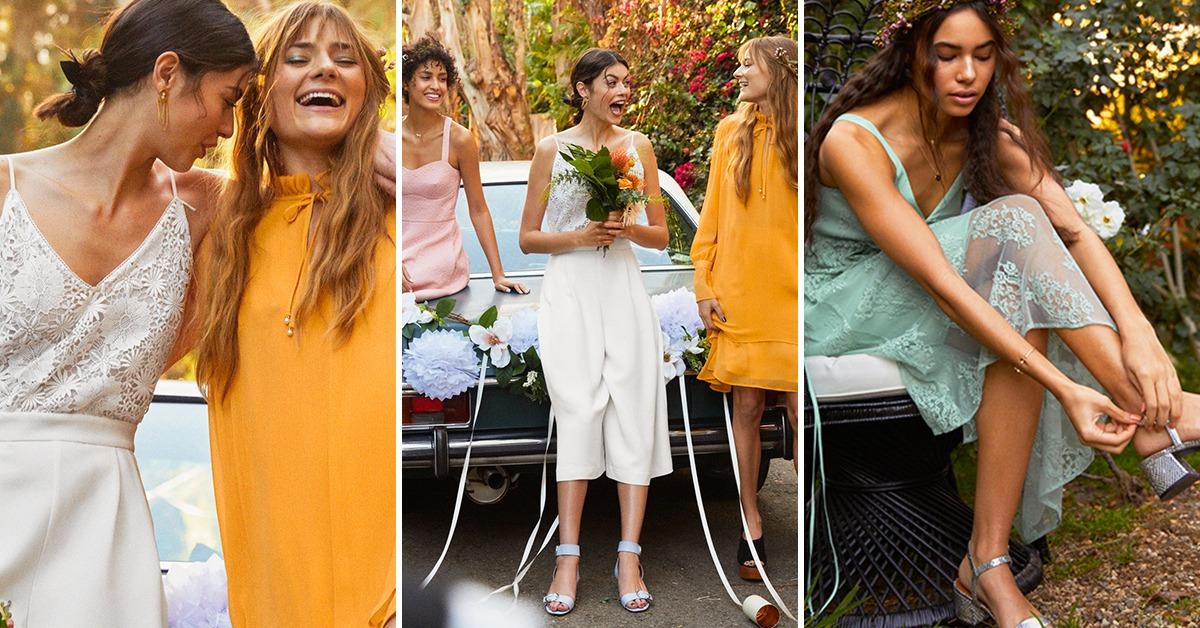 Mariage Ou Trouver La Robe D Invitee Ideale A Petit Prix Elle Be