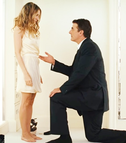 Les 10 demandes en mariage les plus romantiques du cinéma