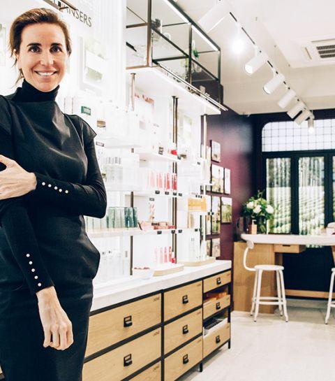 Caudalie ouvre sa première boutique belge
