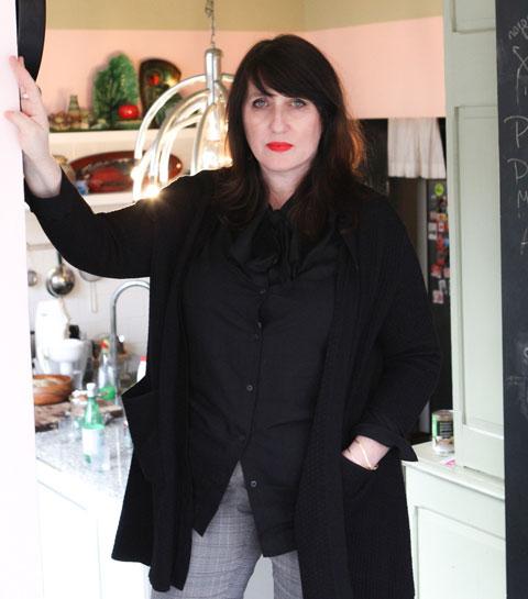Nathalie Uffner : «J'aime les gens qui savent se moquer d'eux-mêmes»