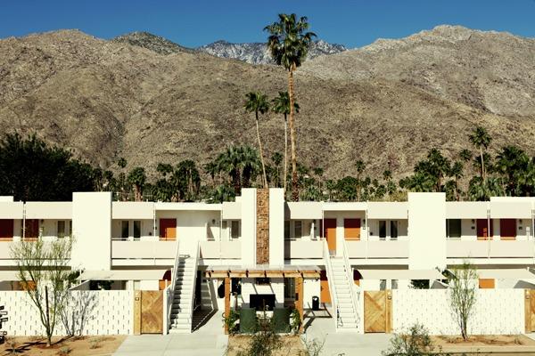 Palm Springs : quels sont les lieux de résidence préférés des stars ? - 1