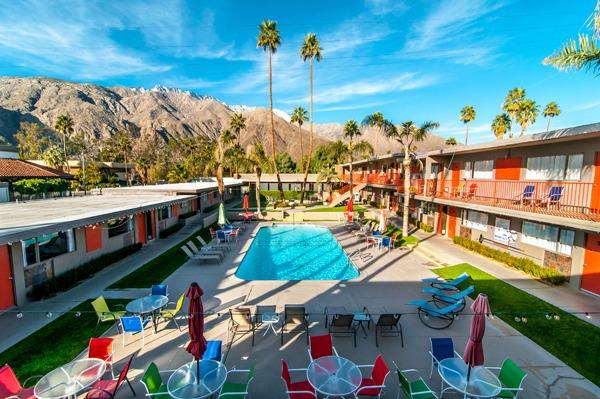 Palm Springs : quels sont les lieux de résidence préférés des stars ? - 7