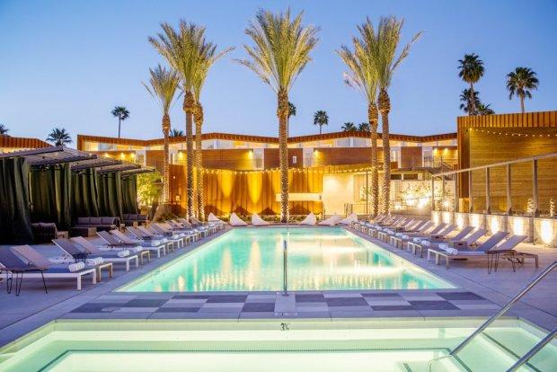 Palm Springs : quels sont les lieux de résidence préférés des stars ? - 4