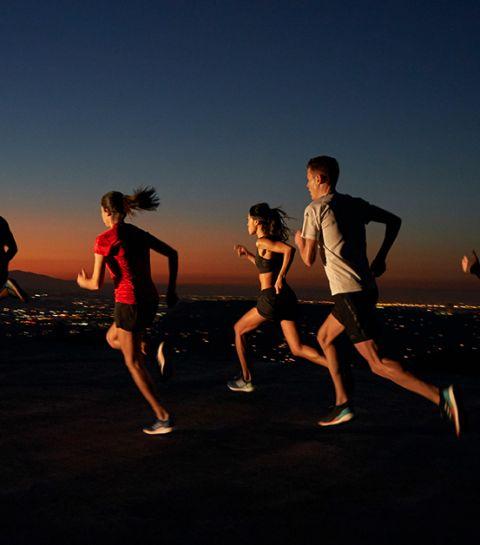 Adidas SOLARBOOST : courir avec le soleil au bout des pieds