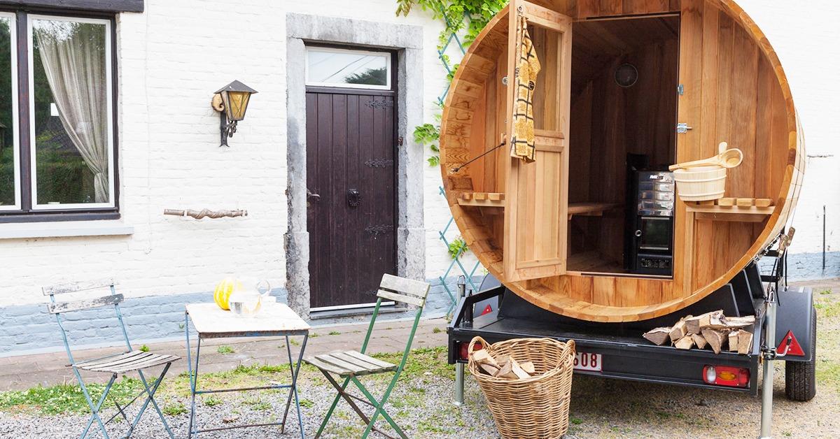 6 saunas insolites à tester en Europe (dont un en Belgique) - 9