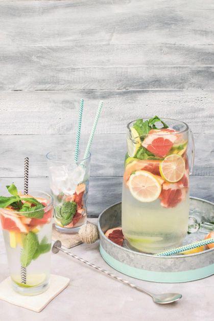 3 savoureuses recettes d'eau infusée - 5