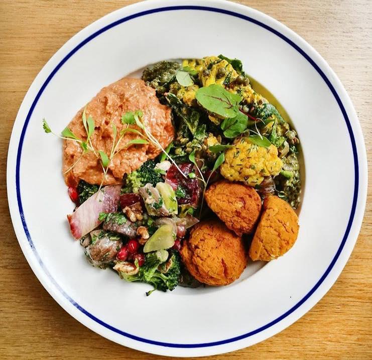 Eden Foodie: le nouveau spot healthy et ultra gourmand - 1