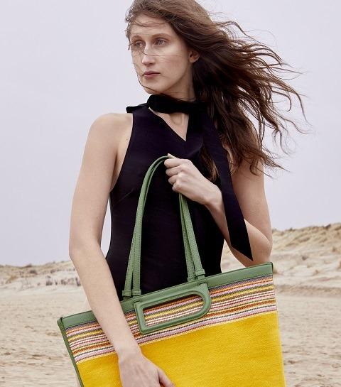 Le nouveau sac de plage Delvaux, D to D, day to day