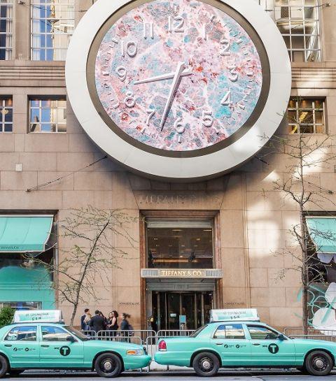 Tiffany & Co. vous fait une fleur