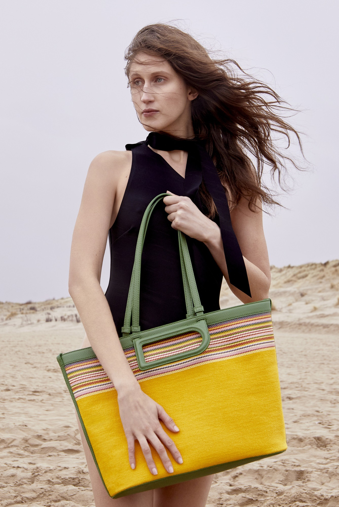 Le nouveau sac de plage Delvaux, D to D, day to day - 1