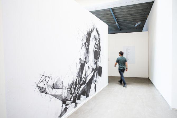 Expo : nos artistes belges se REVLT!, comme en Mai 68 - 1