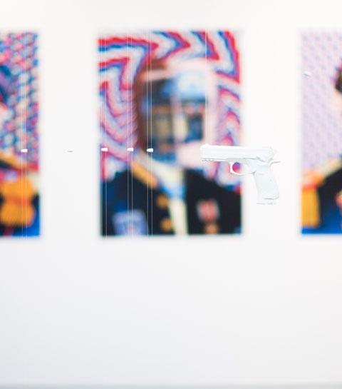 Expo : nos artistes belges se REVLT!, comme en Mai 68