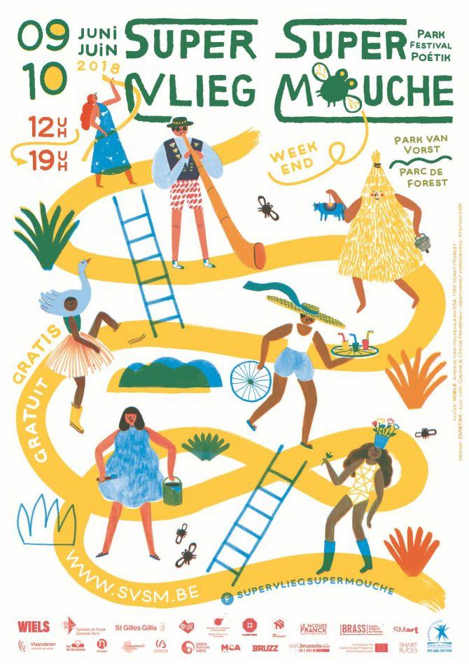 L'agenda du week-end (où l'on discute baballe, Tetris humain et vélociraptor) - 1