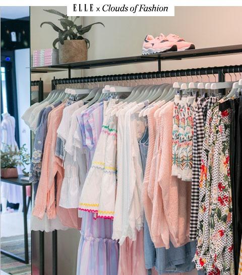La mode et la vie en rose