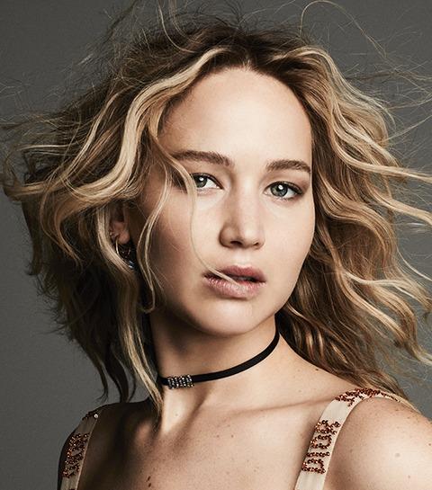 Jennifer Lawrence égérie du nouveau parfum féminin Dior
