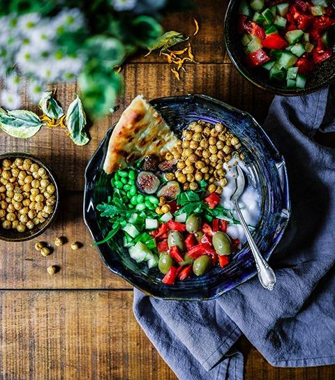 World meat free week : réduire sa consommation de viande sans pression
