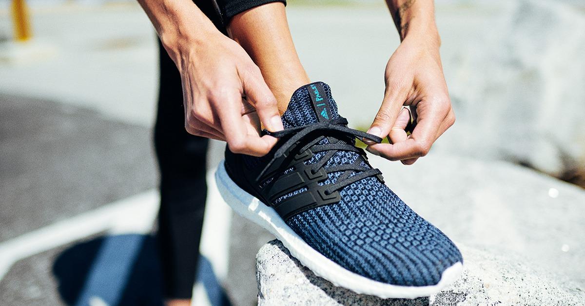 Adidas lance des chaussures de running recyclées pour des