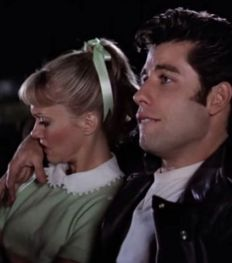 grease-sandy-danny-car-scene-cop-a-feel