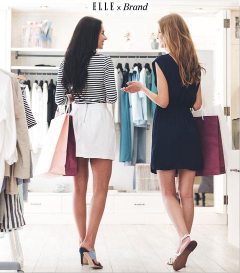 Inscrivez-vous au shopping day ELLE x Galeria Inno et faites-vous chouchouter ce samedi 23 juin !