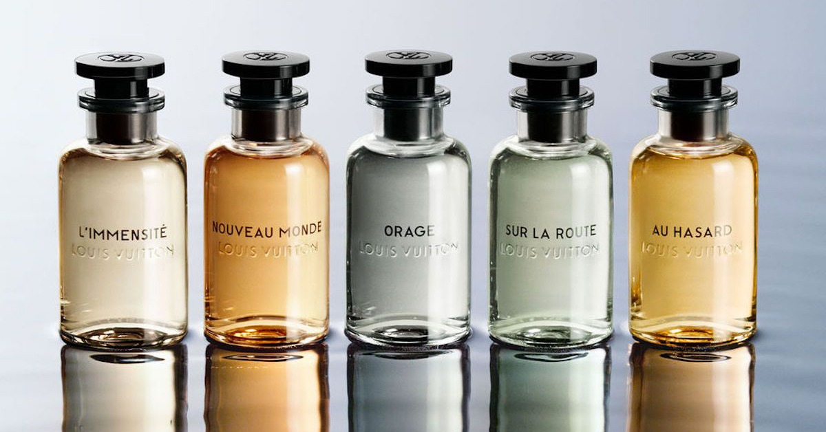 Louis Vuitton signe 5 parfums masculins envoûtants - 1