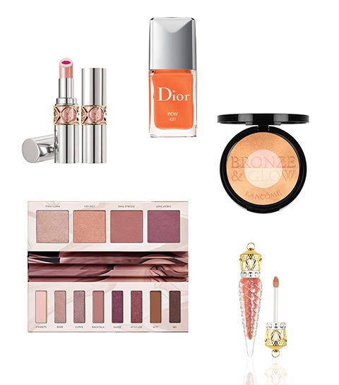 Les plus belles collections make-up de l'été 2018